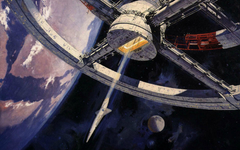 2001 A Space Odyssey Wallpapers 5