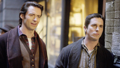 movies the prestige christian bale hugh jackman wallpapers and backgrounds