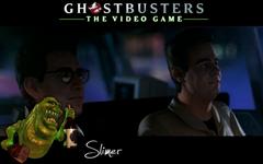 Ghostbusters Video Game Desktop Wallpapers Slimer Zippy Gamer