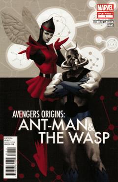 Avengers Origins Ant