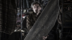 Jamie bell apocalyptic footage thriller sci