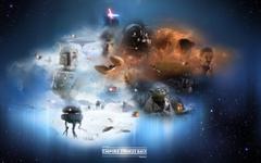 Star Wars Episode V The Empire Strikes Back Full HD Bakgrund and