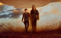 Solo A Star Wars Story Han Solo Chewbacca Wallpapers