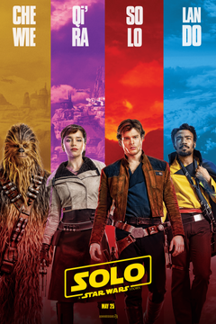 Solo A Star Wars Story Wallpapers