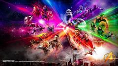 Beautiful Avengers Infinity War Cast Wallpapers Tanvir Islam Medium