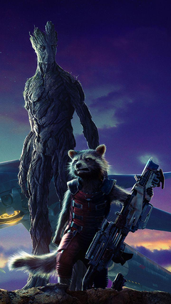 Guardian of The Galaxy iphone 6 plus Wallpapers