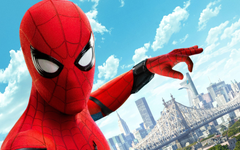 Spider Man Homecoming 4K 8K Wallpapers