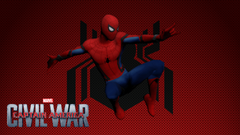 Spider Man Homecoming Official Poster Wallpapers Full HD