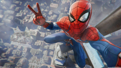 Spider Man Selfie 4K HD Desktop Wallpapers for 4K Ultra HD TV