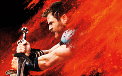 Thor Ragnarok Chris Hemsworth 4K Wallpapers