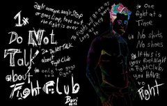 Fight Club Rules Wallpapers