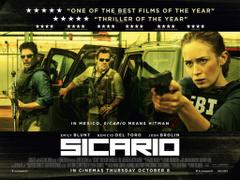 Sicario Powerful Intense and Thrilling Good Watch Vinod Narayan