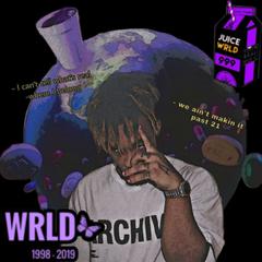 JUICE WRLD WALLPAPER JuiceWRLD