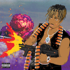 Juice Wrld Drawing Heaven
