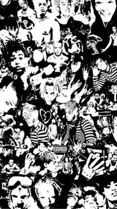 Xxtentacion and Lil Peep Cartoon Wallpapers on WallpaperDog
