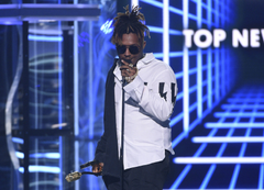 Juice WRLD s girlfriend once helped him through drug scare