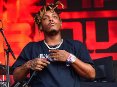 Juice Wrld Laid To Rest At Private Open