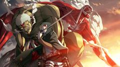 Annie Leonhart Armored Titan Colossal Titan Attack on Titan Shingeki no Kyojin 4K