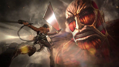 Attack on Titan Review Fluid Gameplay Overshadows Bland Visuals