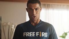 Cristiano Ronaldo joins Garena dexerto