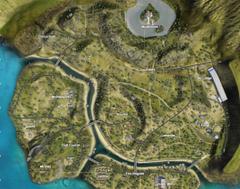 Fire Battle Royale Maps The Best Landing Zones