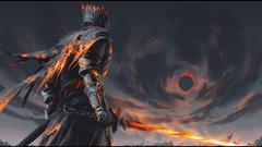 Dark Souls and Bloodborne wallpapers dump