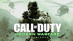 Call of Duty 4 Modern Warfare Remastered UHD 8K Wallpapers