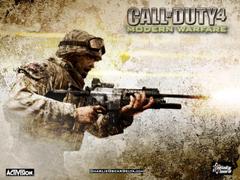 Call of Duty 4 Modern Warfare Wallpapers