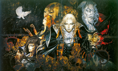 Castlevania Symphony of the Night Wallpapers