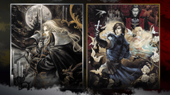 Castlevania Requiem Symphony of the Night and Rondo of Blood Review