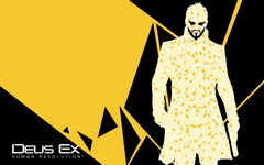 Deus Ex Human Revolution Wallpapers Triangular