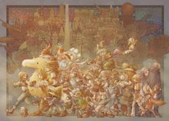 Vivi Ornitere Fan art Final Fantasy IX