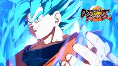 Dragonball FighterZ SSJB Goku Wallpapers
