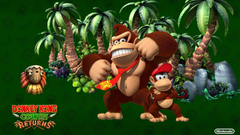 Donkey Kong Country Returns Wallpapers in HD