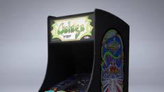 Arcade iphone galaga gaming retro games wallpapers