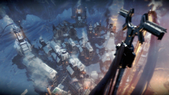 Latest Frostpunk update on PC adds challenging Survivor Mode