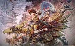 Wallpapers Final Fantasy Fantasy Tactics A2 Grimoire of the Rift