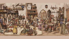 Final Fantasy Black Mage Wallpapers