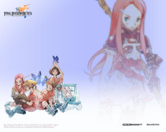 Final Fantasy Tactics Advance Official Wallpapers