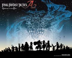 Photos Final Fantasy Fantasy Tactics A2 Grimoire of the Rift Games