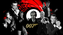 James Bond 007 Wallpapers