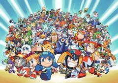 One Life Gamer A Mega Mega Man Wallpapers