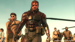 Metal Gear Solid V The Phantom Pain to Receive Companion App for