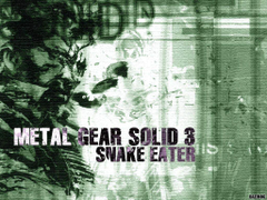 Metal Gear Solid 3 Snake Eater HD Wallpapers and Backgrounds Image