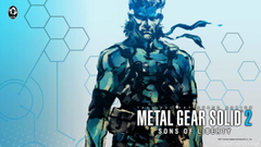 Metal Gear Solid 2 Sons of Liberty HD Wallpapers and Backgrounds