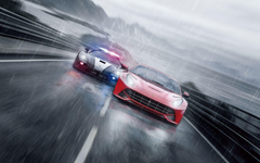 Need for Speed Rivals Game Wallpapers