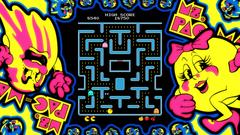 Arcade Games Series Ms Pac