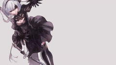 NieR Automata HD Wallpapers and Backgrounds