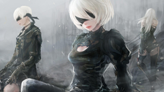 Nier Automata Wallpapers Collection