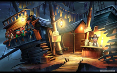 Monkey Island 2 Lechuck s Revenge Wallpapers and Backgrounds Image